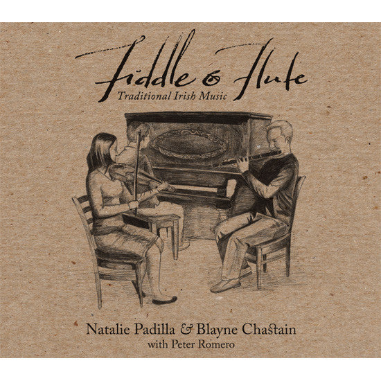 Fiddle & Flute (CD & Download)