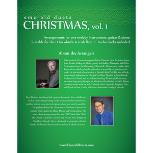 Emerald Duets: Christmas, Volume 1