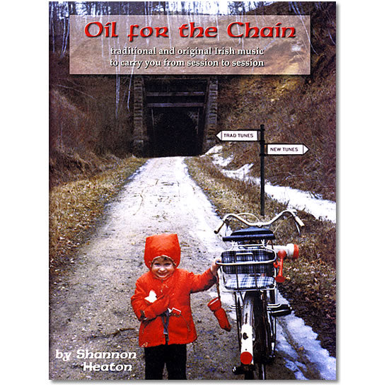 Oil for the Chain, by Shannon Heaton - Book & CD
