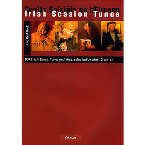 Irish Session Tunes: The Red Book by Matt Cranitch