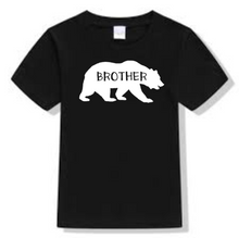Boys Brother Bear Shirt, Matching Family Shirts