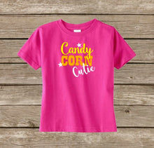 Candy Corn Cutie, Baby Girls Halloween Shirt, Happy Halloween, Trick Or Treat, Costume, Kids