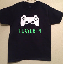 Gamer Birthday Shirt, Kids Video Game Shirt, Kids Birthday Tshirt