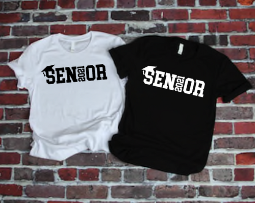 Senior Graduation Grad Senior 2021 Shirt