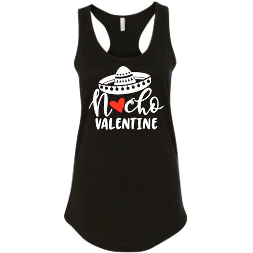 Nacho Valentine, Funny Holiday Shirt for Women