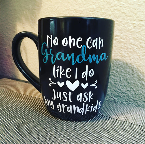 Coffee Tea Mug for Grandma, Mother's Day Gift