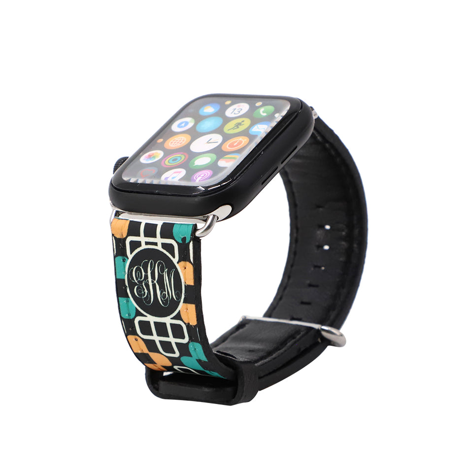 Sublimation Blank Watchband Compatible with Apple Smart Watch - 2 Size by INNOSUB USA