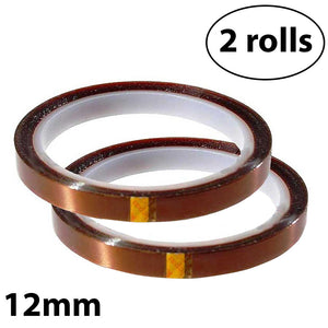 2 X Thermal Heat Tape for Sublimation-12/8/6mm