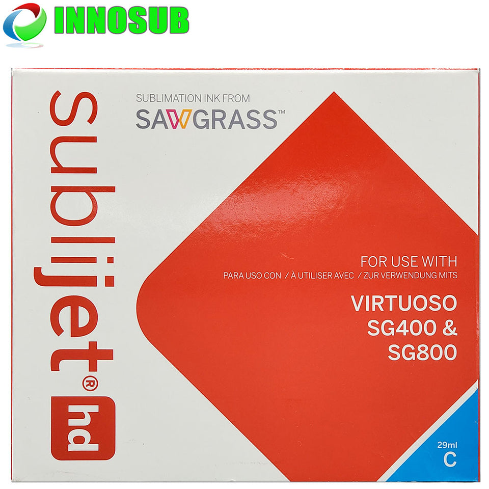 Sawgrass Sublimation ink Compatible with SG400/SG800 Printer