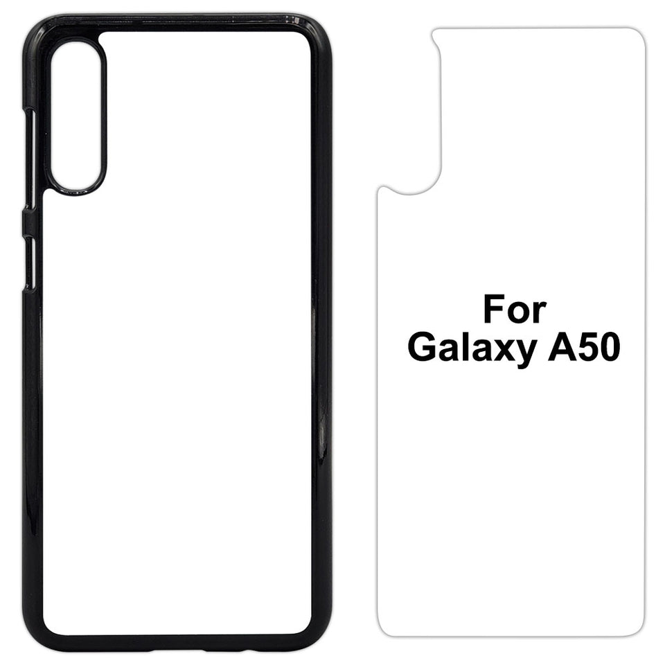 Sublimation Blank Case Compatible with Samsung Galaxy A50 - by INNOSUB USA