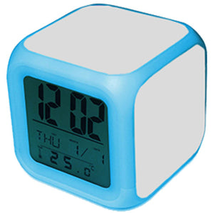 Sublimation Digital LED Alarm Clock by INNOSUB