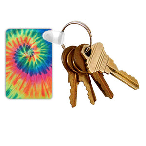 White Sublimation 1-Sided Key by INNOSUB™