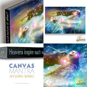 One Way to Pleiades - CANVAS