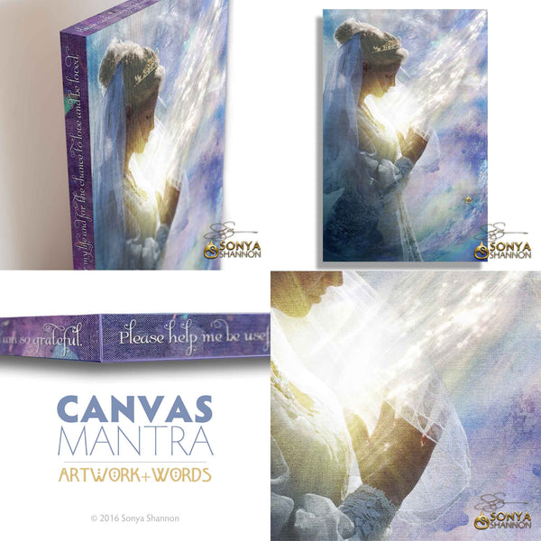 Prayer Therapy - CANVAS