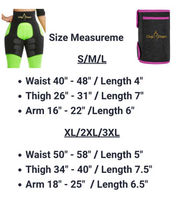 Kimi Arm Trimming Shapewear - GlogeStore