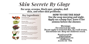 Skin Secret Bar Soap - Gloge Store