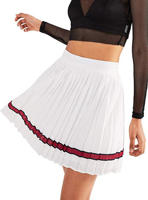 Belle Pleated Skirt - GlogeStore