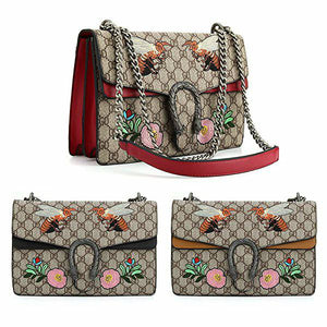 Embroidered designed Bag - GlogeStore