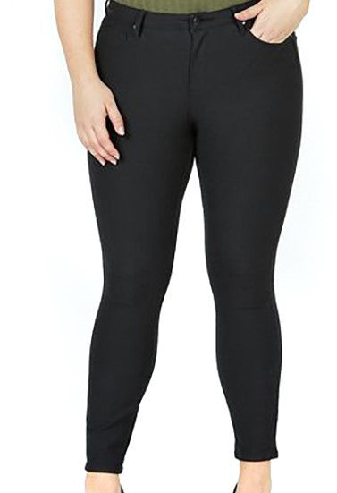 HIGH WAISTED JEGGING - Gloge Store