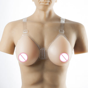 Nicki Silicone Breast - Gloge Store