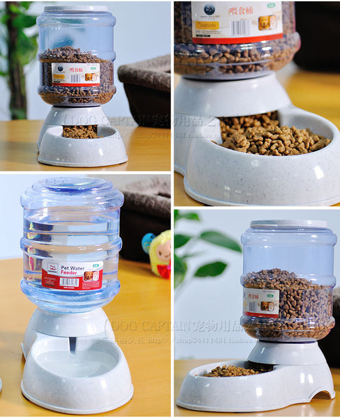 3.5L Large Automatic Dog Feeder