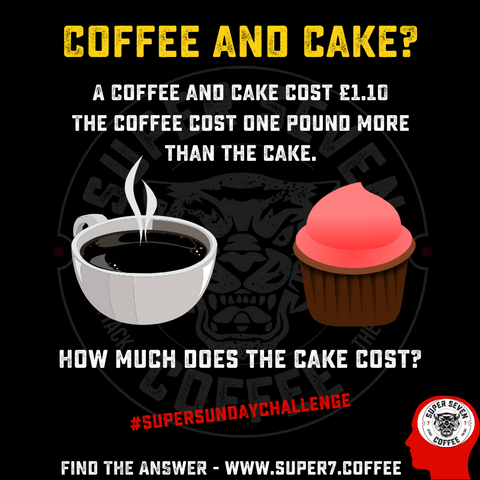 Coffee and Cake quiz