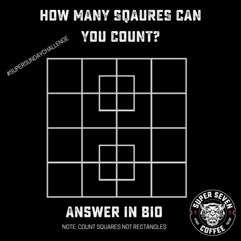 How many squares picture quiz
