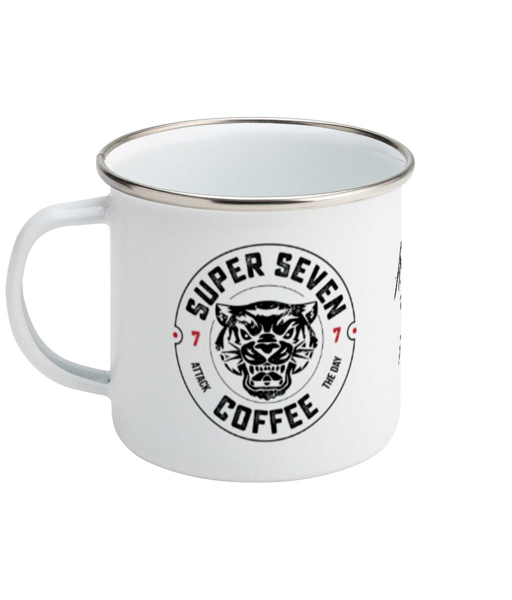 Enamel Mug S7C - (Personalised) 300ml