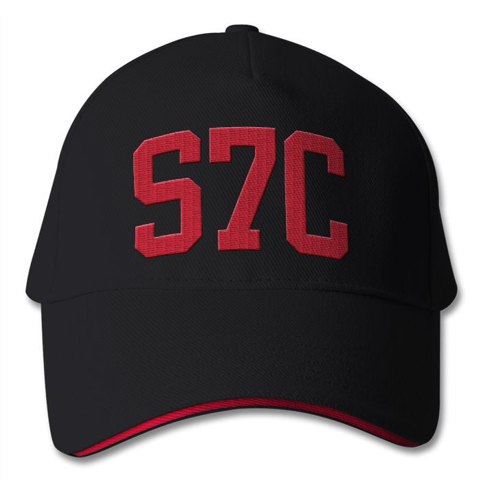 S7C - Embroidered Baseball Cap