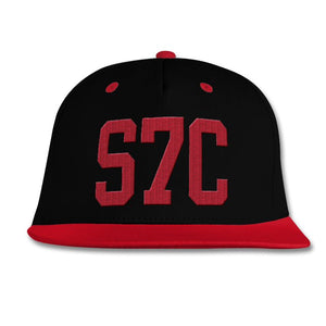 S7C - Embroidered Snapback Cap
