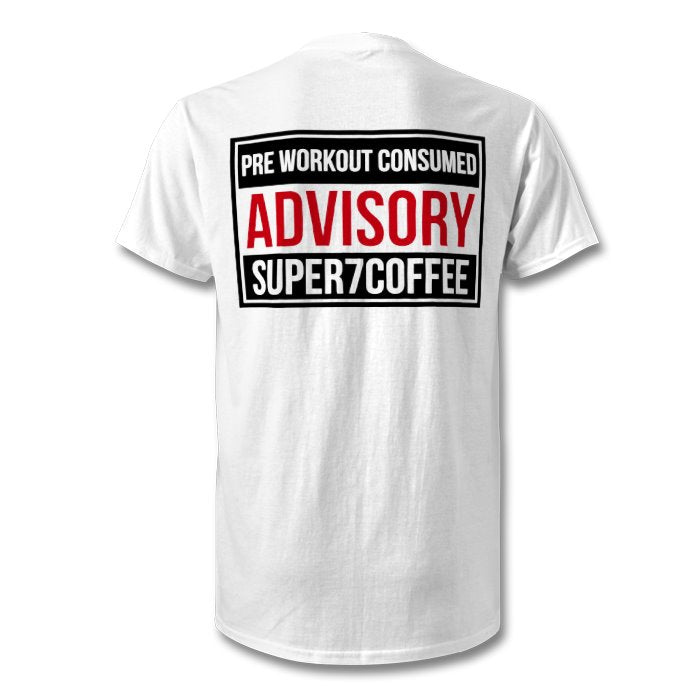 S7C - Mens Gym Tee - Advisory