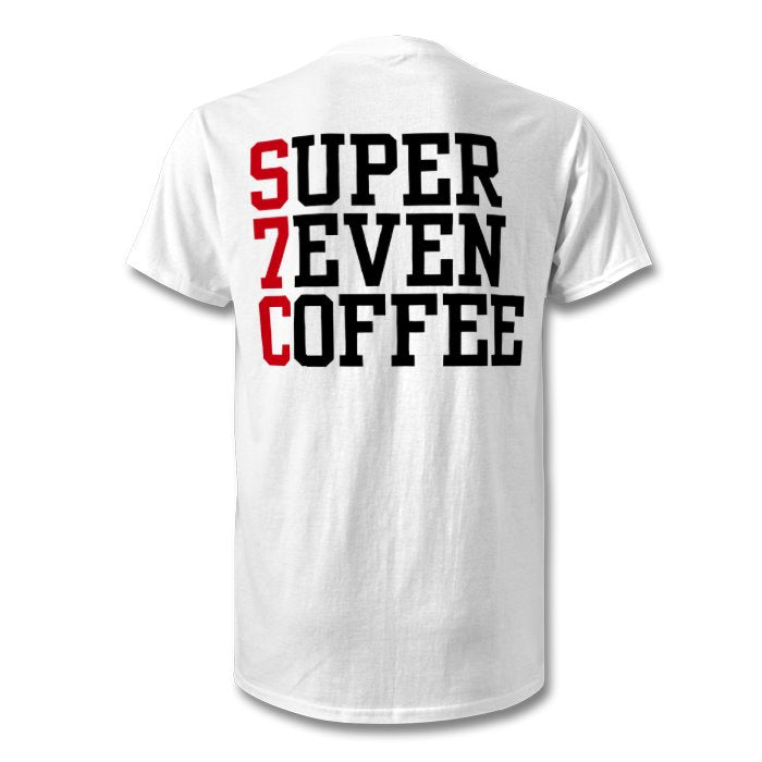 S7C - Mens Gym Tee - Super7evenCoffee