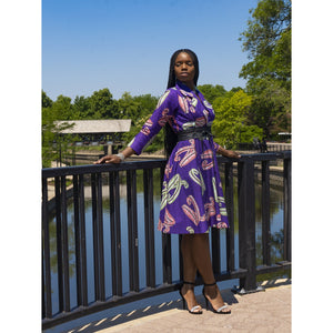Princess Fit and Flare Dress