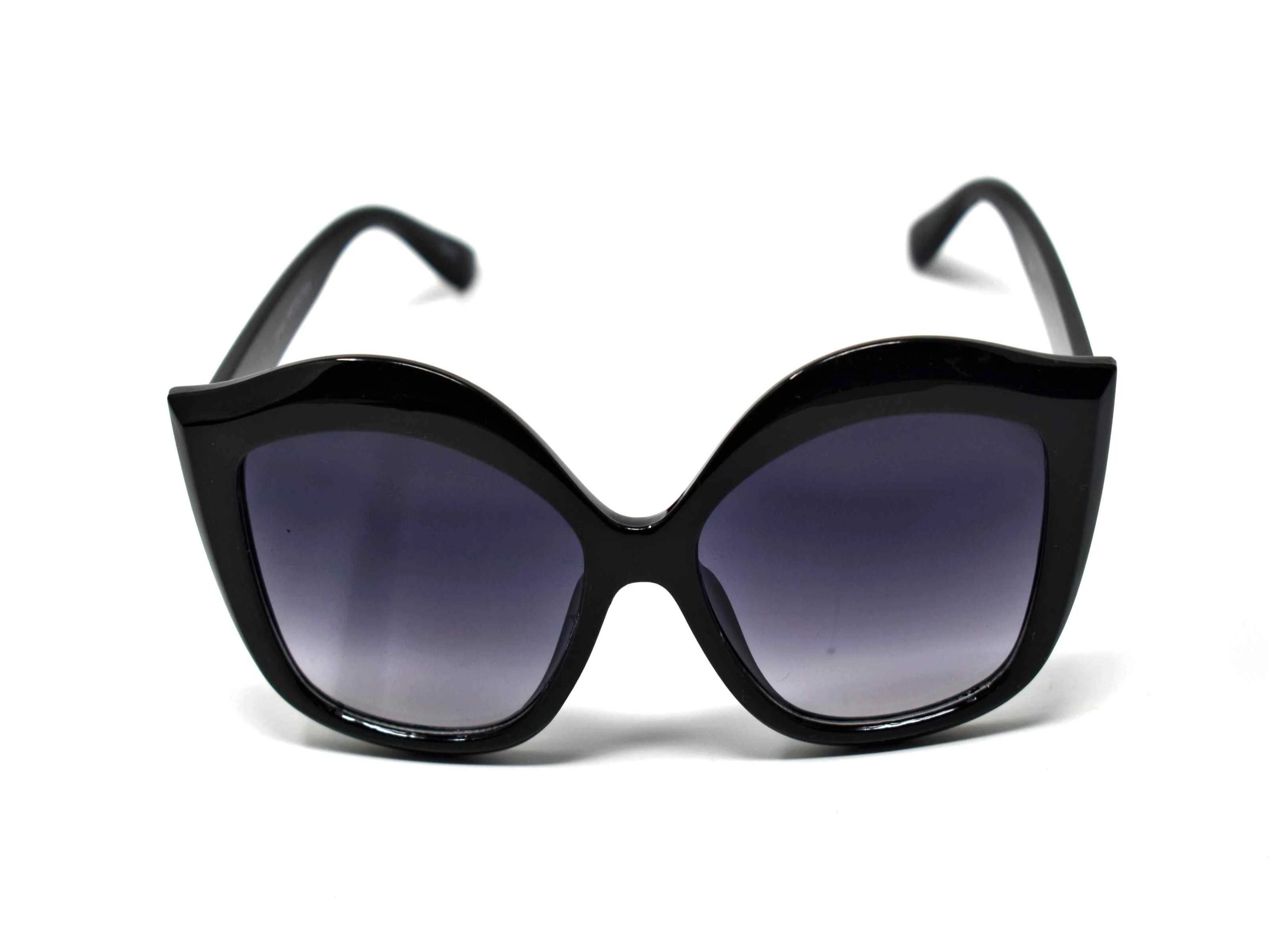 Petal Black Lens sunglasses Black