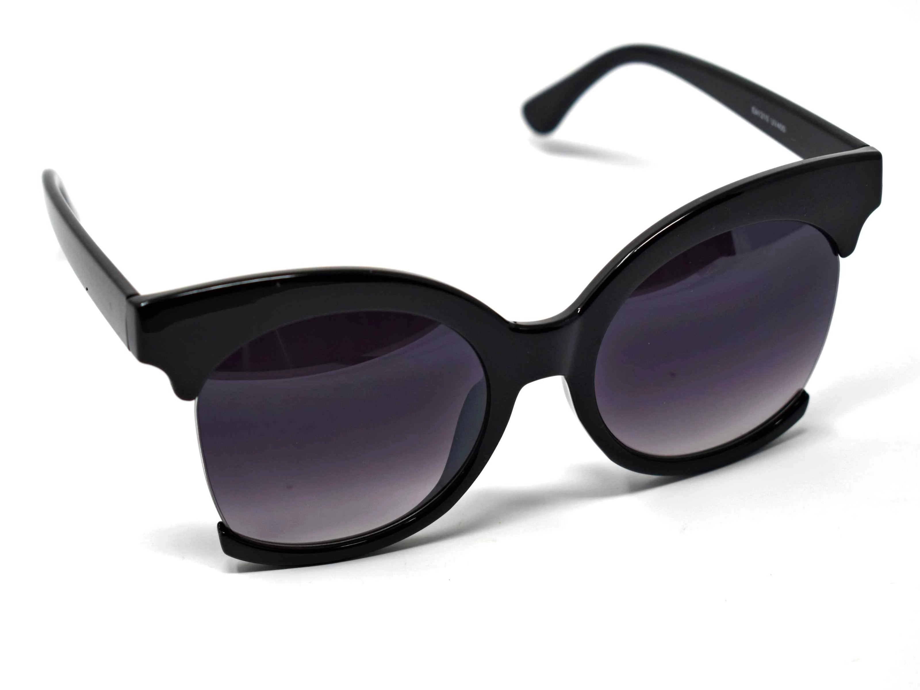 Primrose Black Lens Sunglasses Black