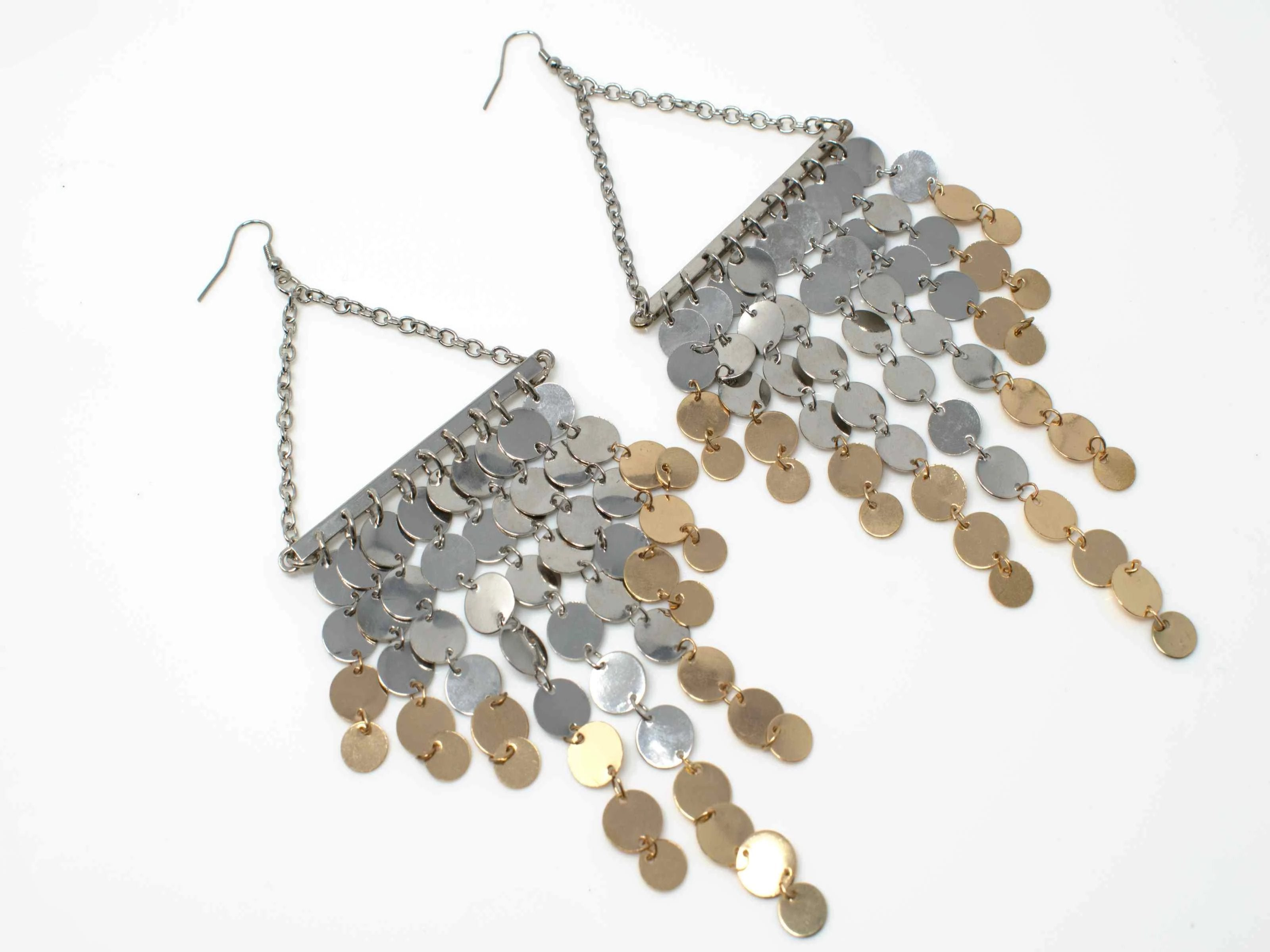 Susie Sequin Dangle Drop Earrings