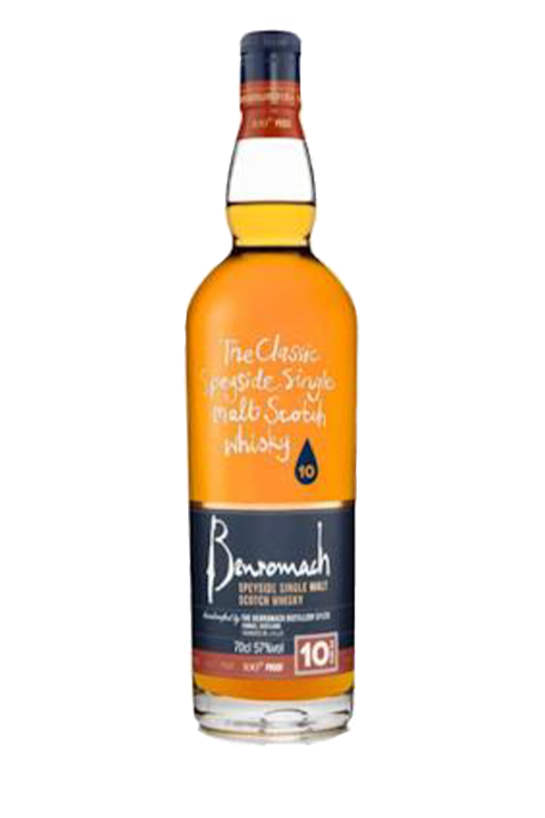 Gordon & Macphail 10 Year Old Benromach Whisky