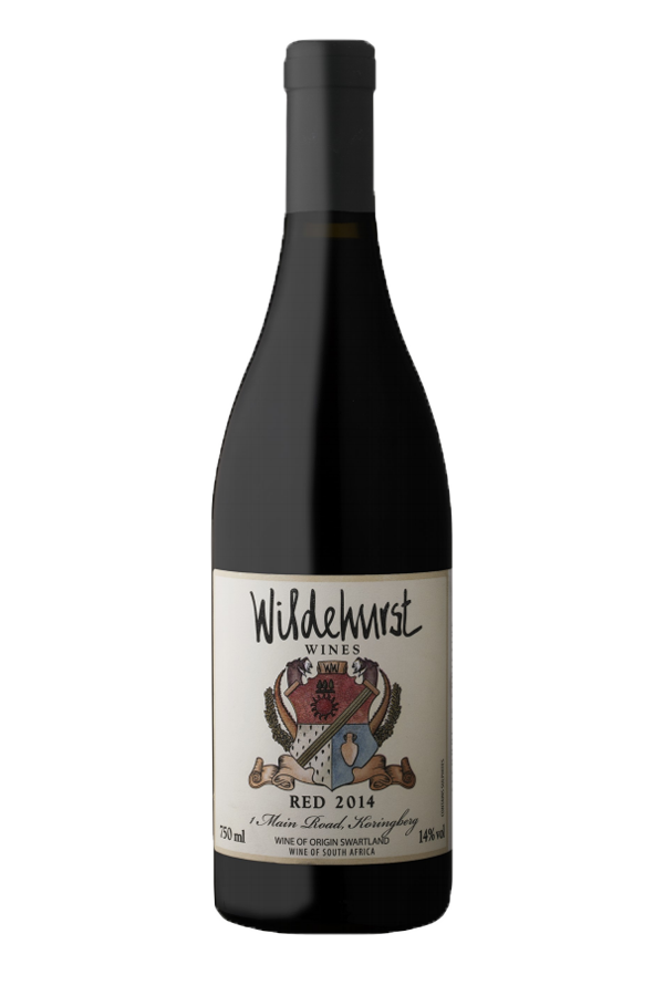 2015 Wildehurst Red