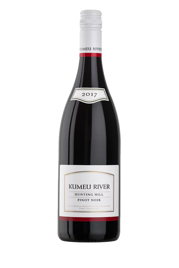 2017 Hunting Hill Vineyard Pinot Noir, Kumeu River, Auckland, New Zealand