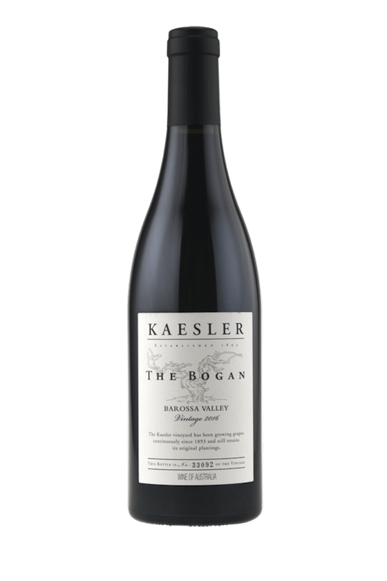2017 The Bogan Shiraz  Kaesler Barossa Valley