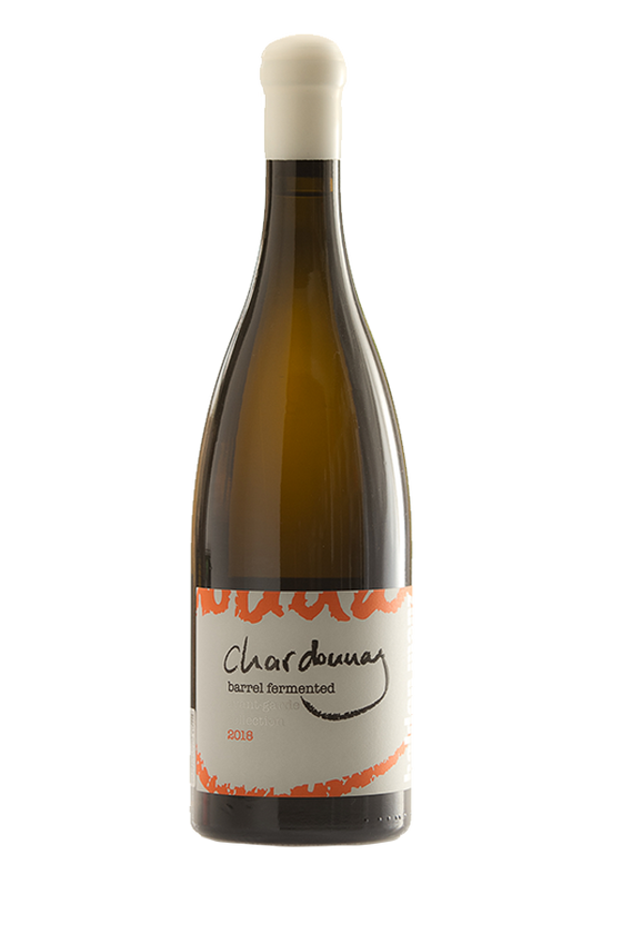 2018 Barrel-Fermented Chardonnay Holden Manz Franschoek, South Africa
