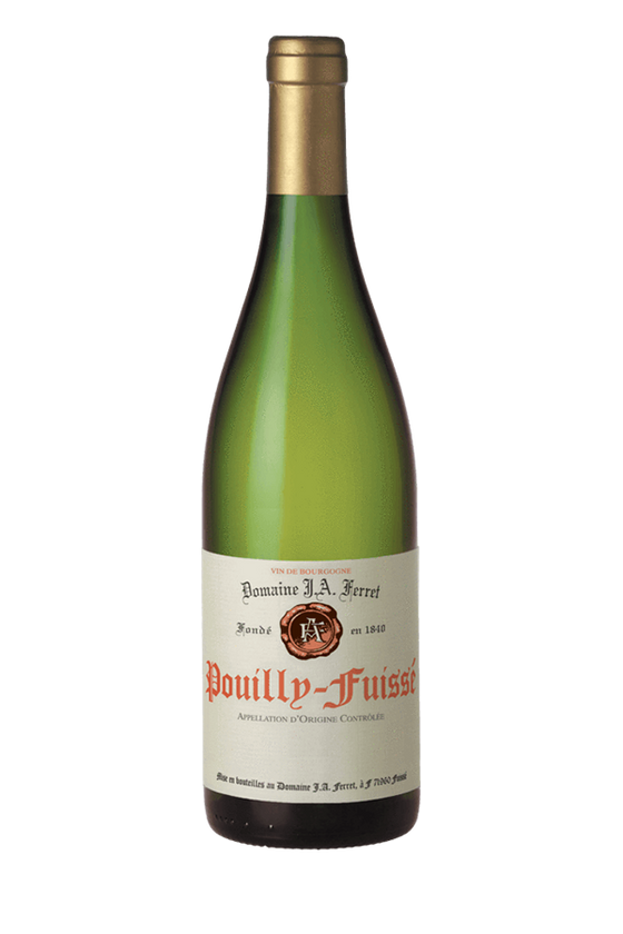 2018 Pouilly Fuisse Domaine A J Ferret Burgundy
