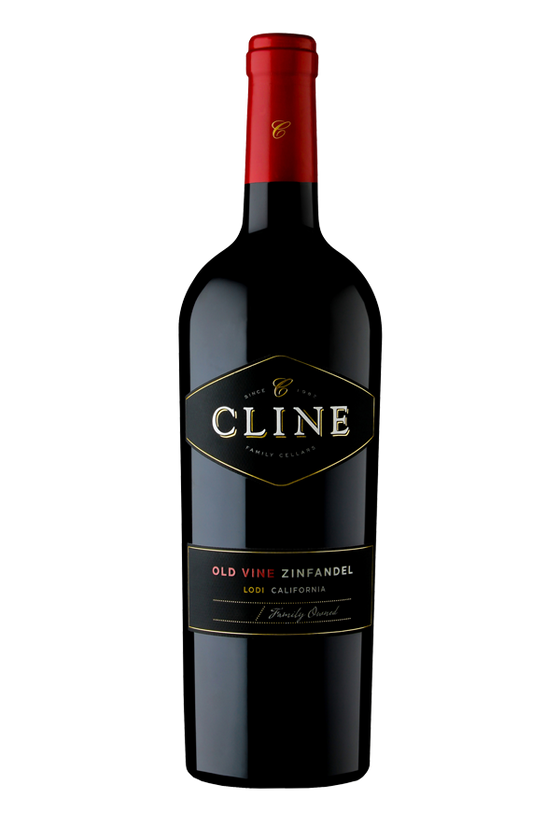 2018 Old Vine Lodi Zinfandel Cline Cellars California