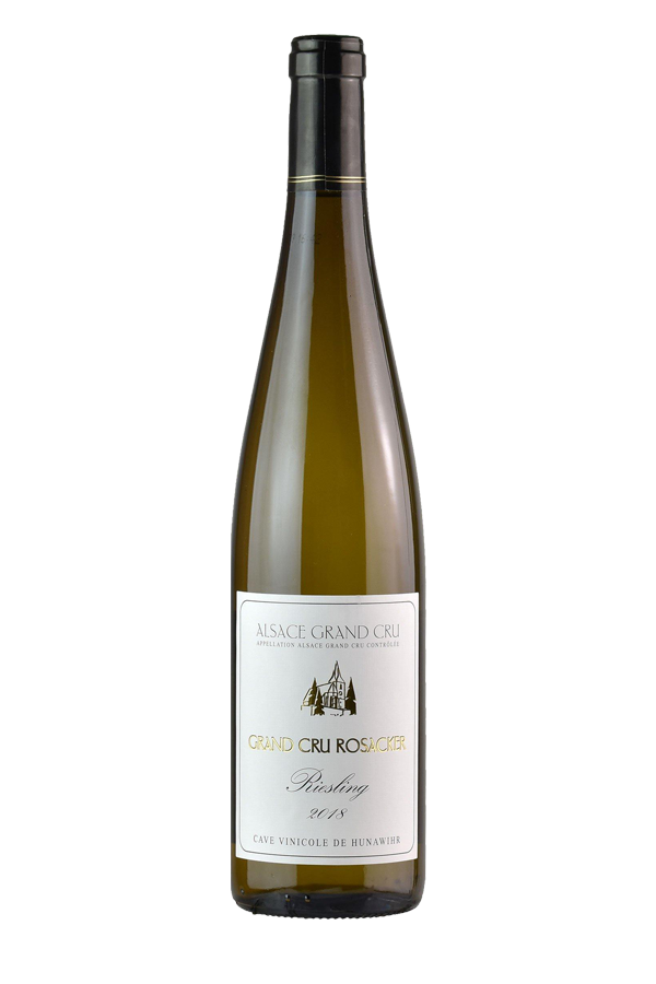 2018 Riesling Grand Cru Rosacker, Cave de Hunawihr Alsace