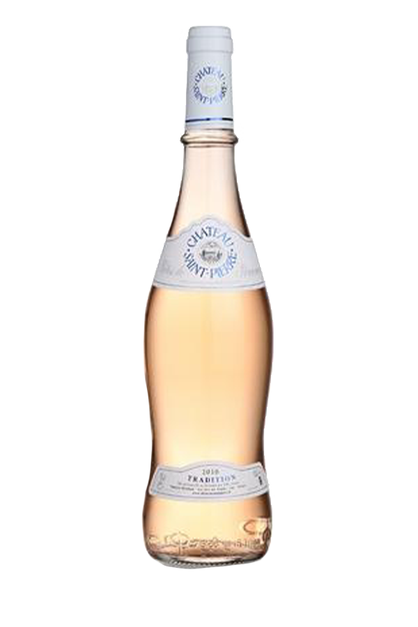 2019 Tradition Rosé Ch. Saint Pierre