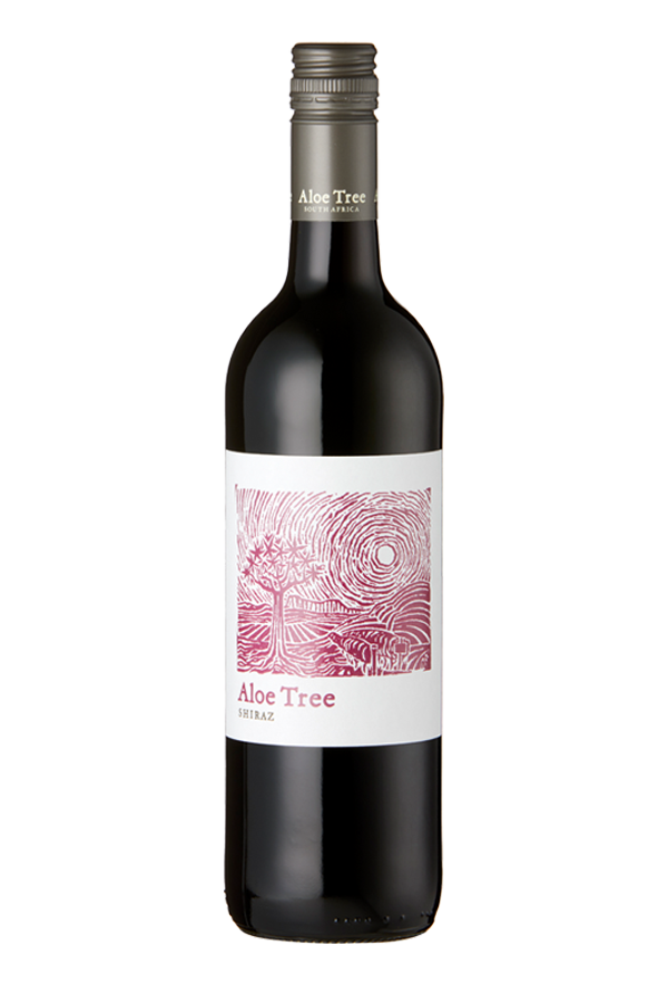2019 Aloe Tree Shiraz
