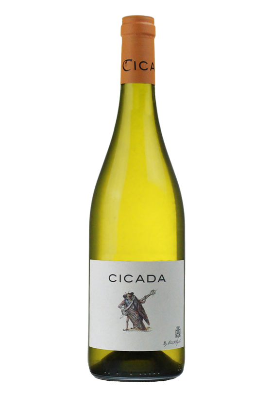 2019 The Cicada IGP Blanc Domaine Chante Cigale