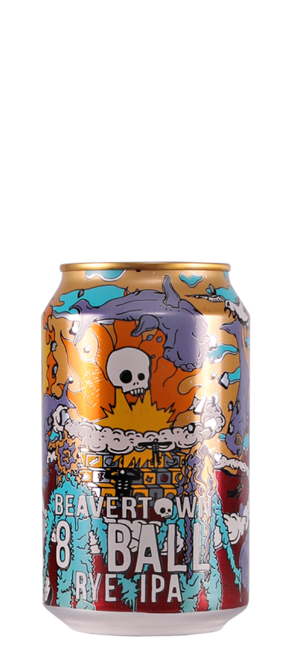 Beavertown Brewery 8 Ball Rye IPA Can 6.2%