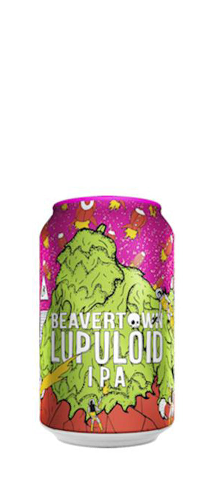 Beavertown Brewery Lupuloid IPA Can