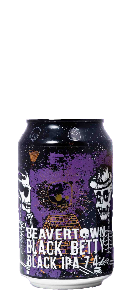 Beavertown Brewery Black Betty IPA Can 7.4%